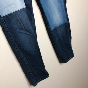 Nordstrom Jeans - Cookie Johnson wisdom ankle skinny patched denim